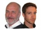 Paul Clough & Chris Ferraris photo